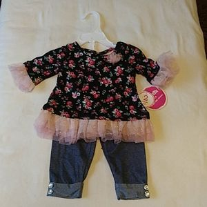 NWT Nannette Kids Outfit
